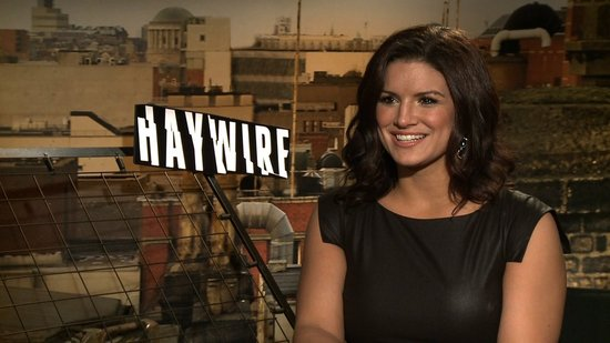Haywire's Gina Carano Offers Some MMA Advice to Ryan Gosling