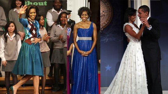 Michelle Obama's 5 Best Fashion Moments Ever