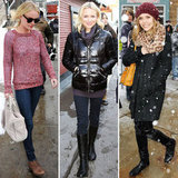 Fashion Flashback: Cool Winter Style From the Sundance Film Festival