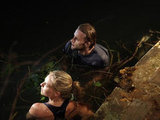 Eloise Mumford and Joe Anderson in The River.