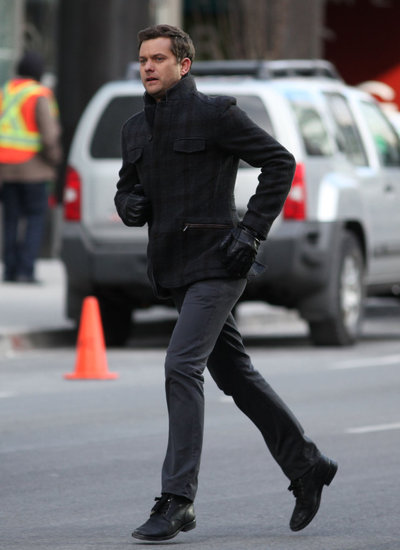 Joshua Jackson Jogs It Out For Fringe While Diane Kruger Keeps Up Her Stylish Ways