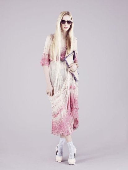 Topshop&#039;s Spring Equinox 