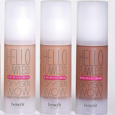 Benefit Cosmetics Hello Flawless Liquid Foundation Review