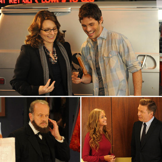 Get a Peek at All the Upcoming 30 Rock Guest Stars!