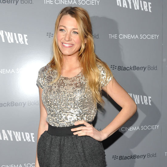 Blake Lively Pictures at Haywire NYC Premiere