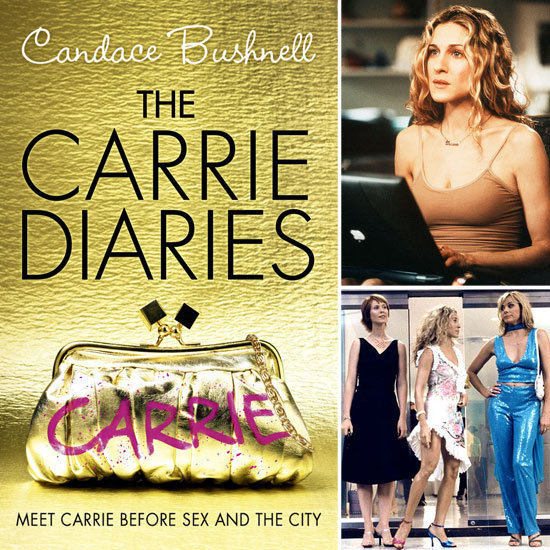 Get Ready For The Carrie Diaries TV Series