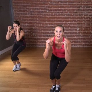 10 Minute Workout Video From Victoria's Secret Model Trainer