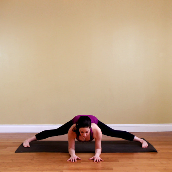 Wide-Legged Split