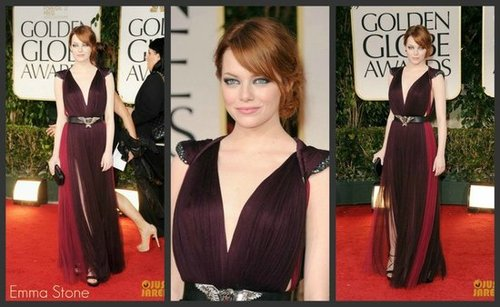 Golden Globe looks! Who looked better?