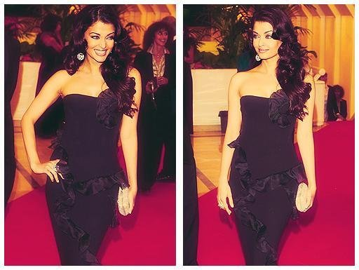 Aishwarya Rai = Claimed the most beautiful women in the world by Oprah
