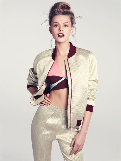 H&M Summer 2012 Lookbook