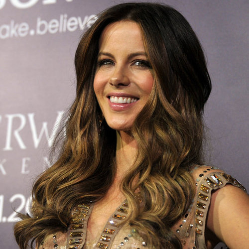 How to Get Kate Beckinsale's Hair