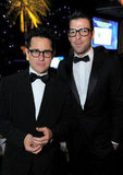 JJ Abrams and Zachary Quinto