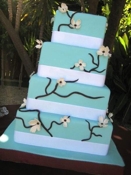 Tiffany Blue Wedding Cakes Ideas Tiffany Blue Wedding Cakes Pictures