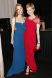 Jessica Chastain and Michelle Williams