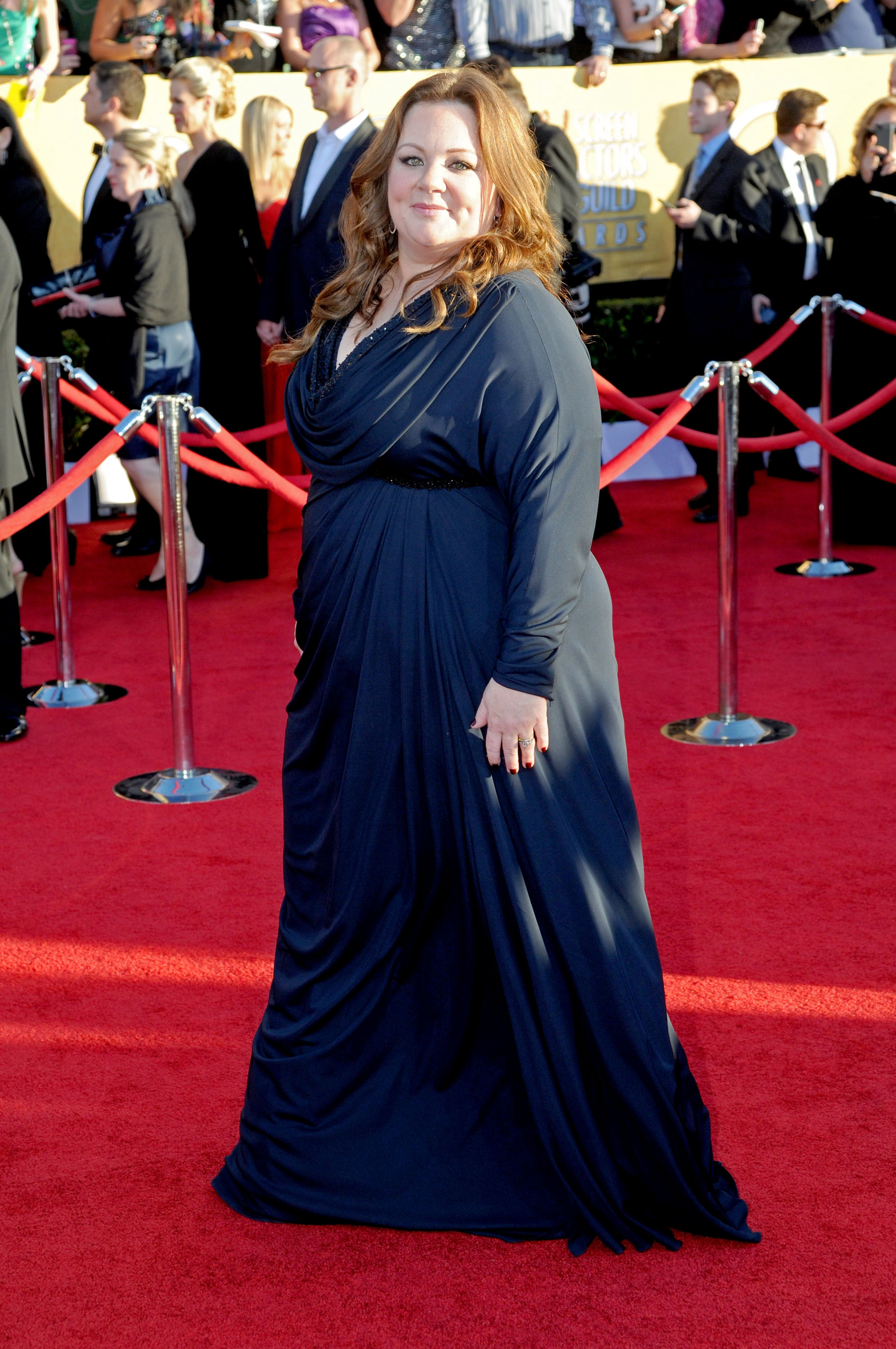 Melissa McCarthy at the SAG Awards
