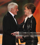 Dick Van Dyke and Mary Tyler Moore