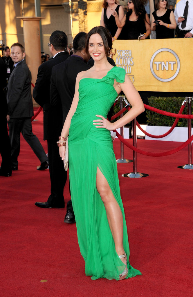 See All the Pictures From the SAG Awards Red Carpet, Show, Press Room, Parties, and More!