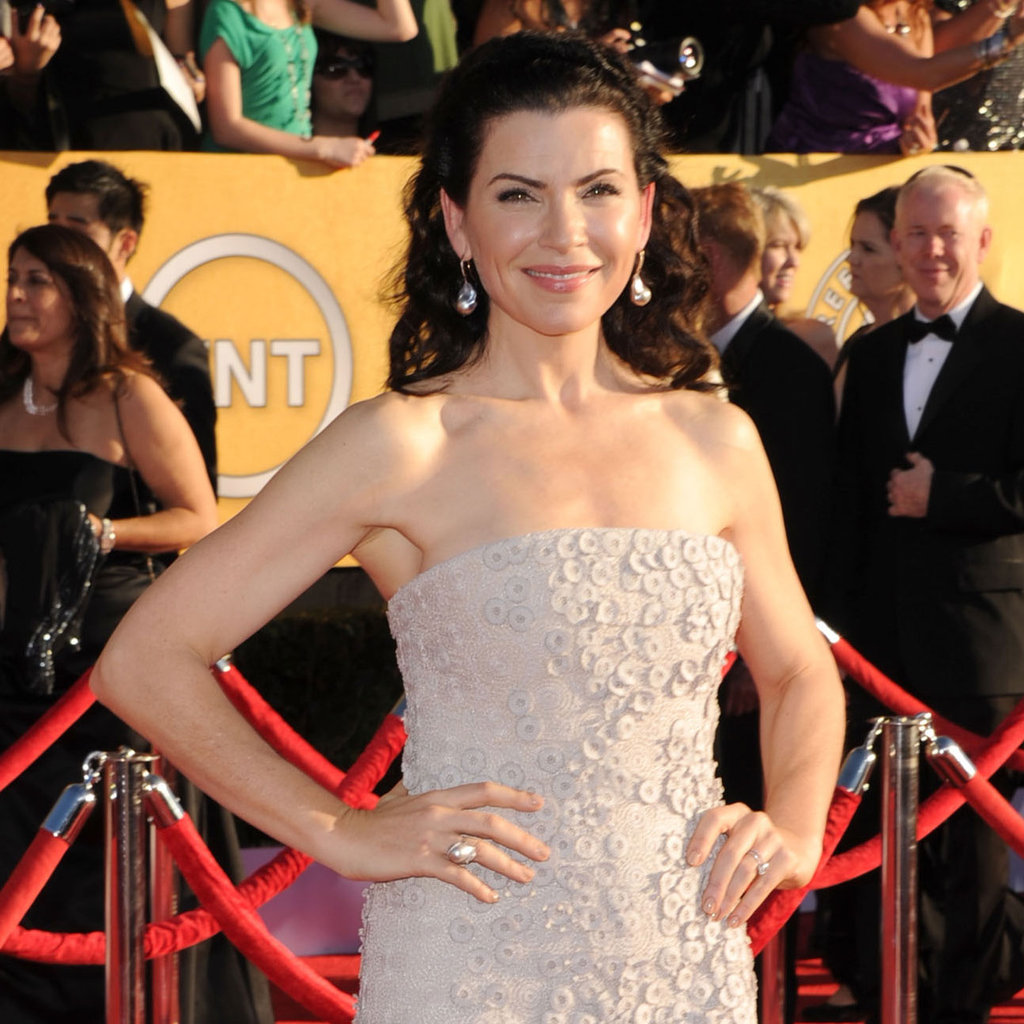 Julianna Margulies at the SAGs.