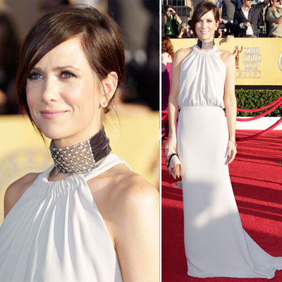 Kristen Wiig at the SAG Awards 2012
