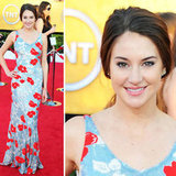 Shailene Woodley at the SAG Awards 2012