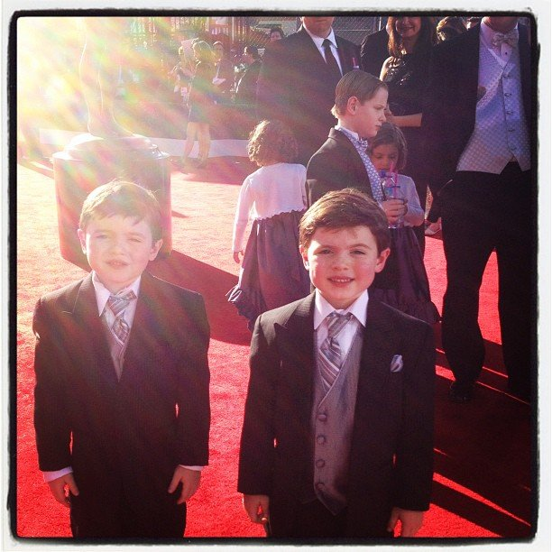The Boardwalk Empire cuties on the red carpet! Twitter User: MissKellyO