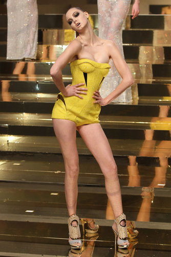 Atelier Versace Spring Summer 2012 Couture Collection Pictures