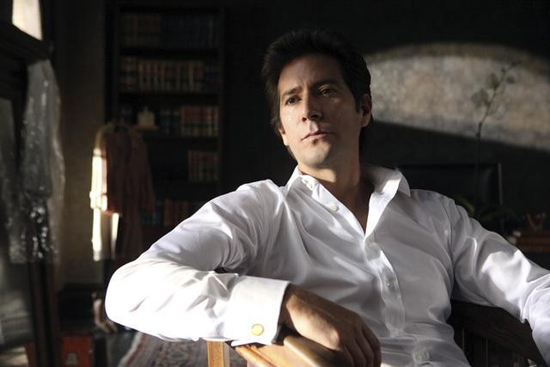 Henry Ian Cusick in Scandal.