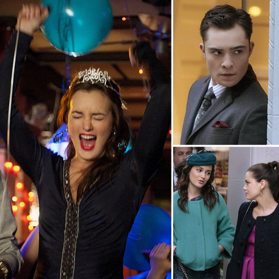 "Top OMG Moments From Gossip Girl ""Father and the Bride"""