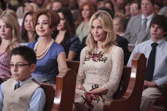 Annie Potts and Leslie Bibb in GCB. Photos copyright 2012 ABC, Inc.