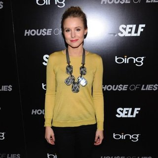 Kristen Bell Pictures at Sundance Film Festival Bing Bar