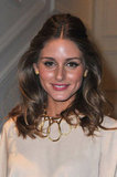 Olivia Palermo at the Dior show.