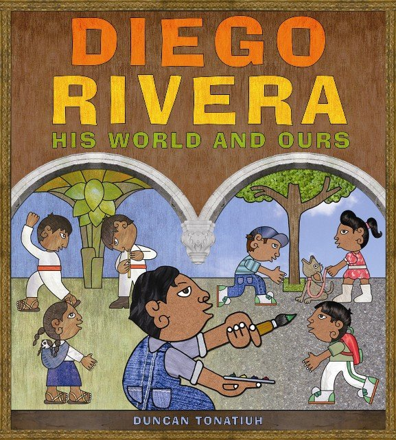 Diego Rivera: His World and Ours ($13)