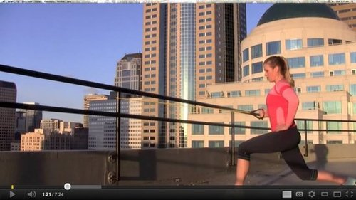 Workout Video: At Home Total Body Toning Circuit