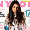 Nina Dobrev Covers Nylon's February 2012 Issue