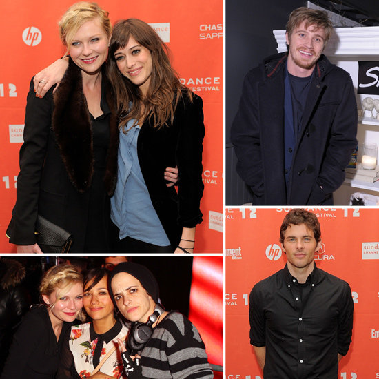 Kirsten Dunst Gets Support From Her Man Garrett Hedlund For Sundance Bachelorette Premiere
