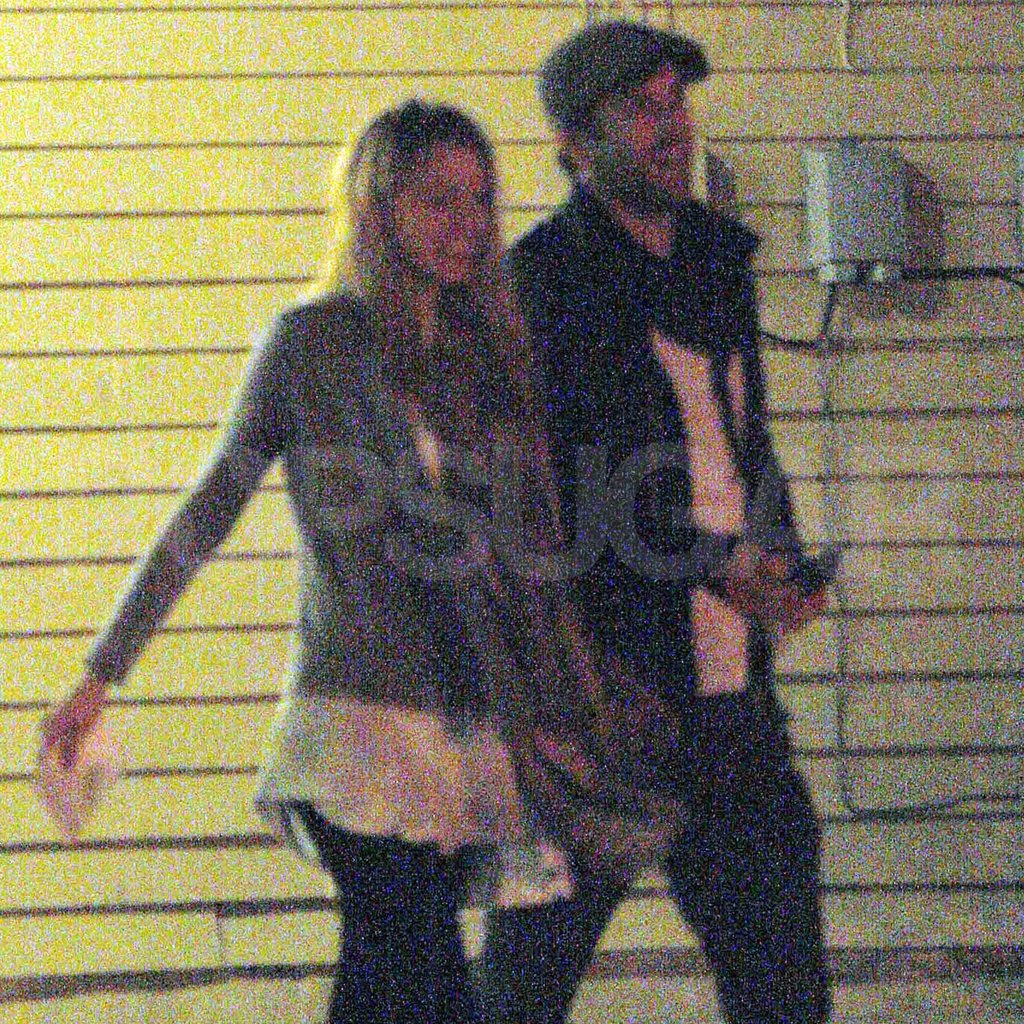 Blake Lively and Ryan Reynolds had a meal together.
