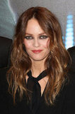 Vanessa Paradis was in Paris for the premiere of Café de Flore.