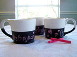 {DIY} Chalkboard Mug