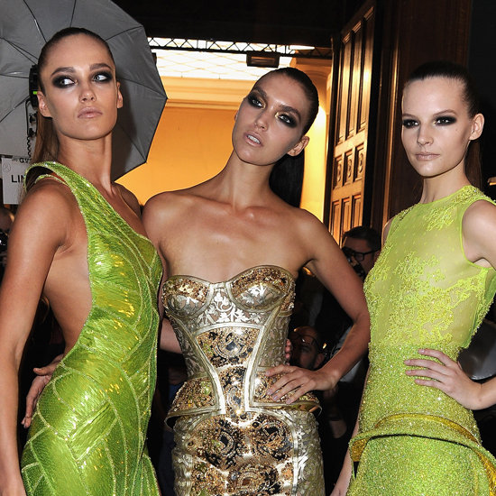 2012 Paris Couture Fashion Week: Day 1 Beauty Report