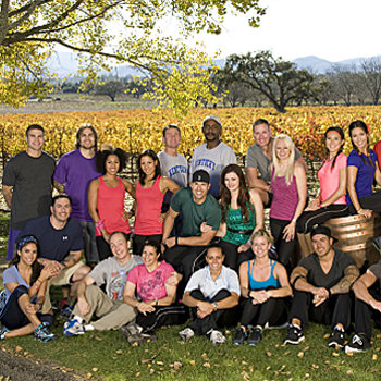 The Amazing Race Cast For Season 20