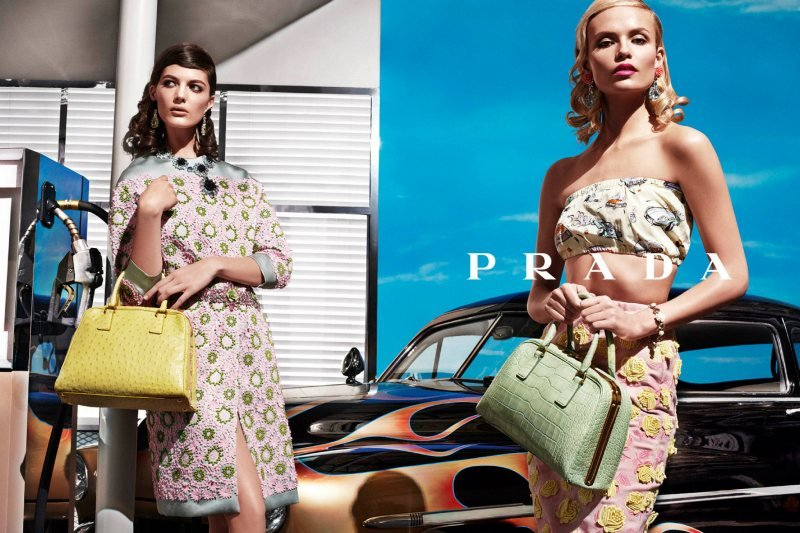 Prada, Spring 2012 Source: Fashion Gone Rogue