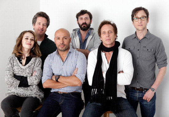 Alexis Dziena, Steve Little, Eric Judor, Quentin Dupieux, William Fichtner, and Jack Plotnick were promoting their film Wrong.