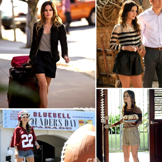 Paging Dr. Zoe Hot: See All of the Sexy Short-Shorts Moments From Hart of Dixie