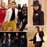 See the Glee Cast Channeling Michael Jackson