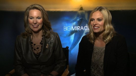 We Talk to Big Miracle's Vinessa Shaw and The Real-Life Woman She Plays