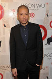 Jason Wu attended his Target launch.
