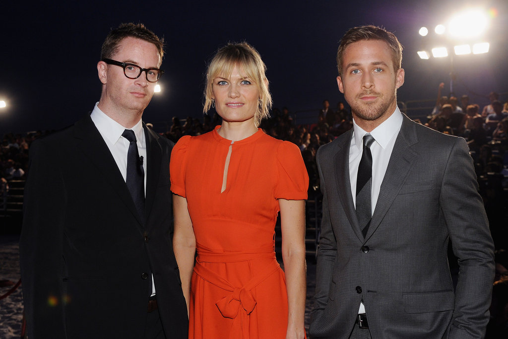 Director Nicolas Winding Refn and Ryan Gosling in Thailand.
