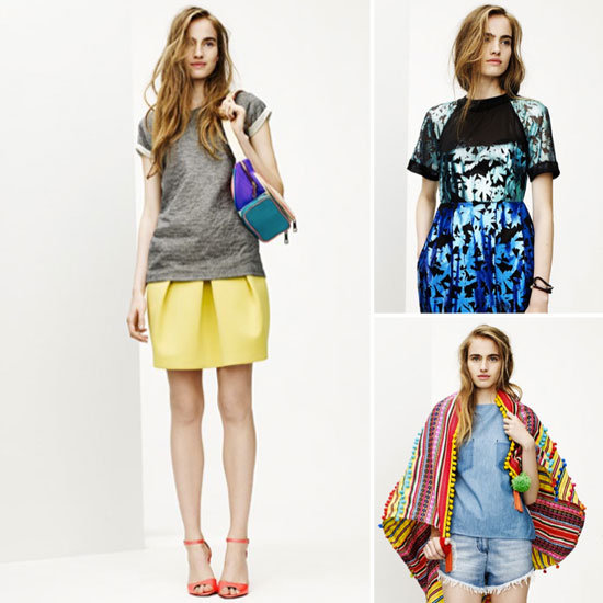 ASOS Spring Lookbook 2012