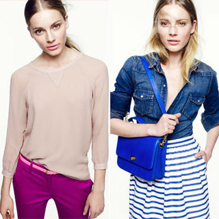 J.Crew Collection Spring 2012 Lookbook